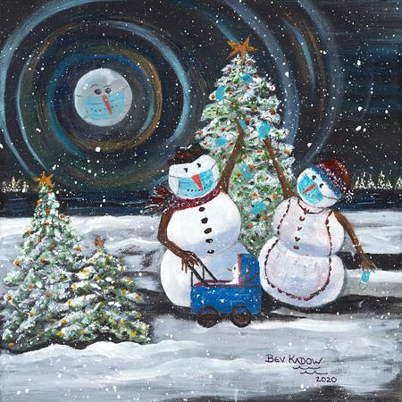 Annual Snowman Series