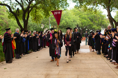 Commencement - Class of 2019
