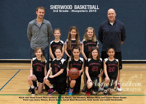 Coach Sanders - Team Photos