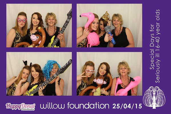 25.04.15 Willow Foundation Charity Ball
