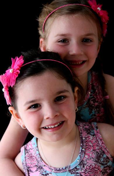 Gabriella and Alessandra
