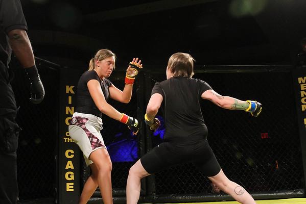 Staicee Karppinen vs Leah Letson
