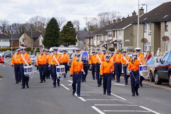 Steeple Defenders Parade