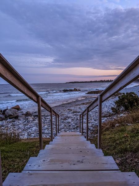 white point beach resort stairs.jpg