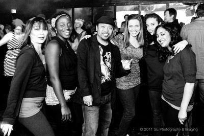 Bay Area Flash Mob at Club Gossip - April 9, 2011