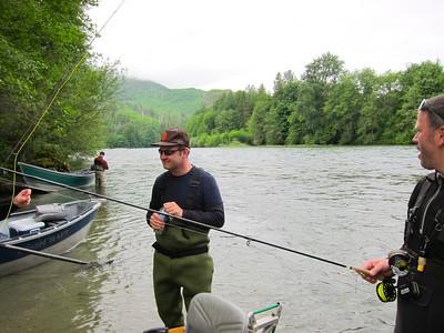 Skagit River Trip