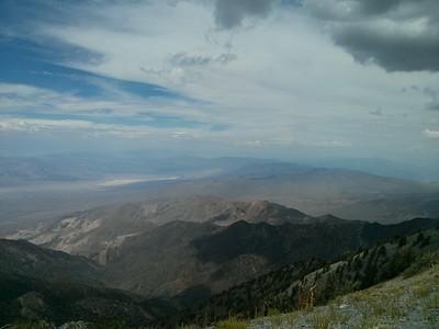 Telescope Peak - July 27, 2014