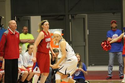 Ladies State Basketball Championship Game 2017