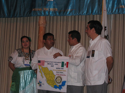 April 2007 District Conference