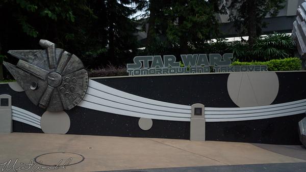 Disneyland Resort, Hong Kong Disneyland, Tomorrowland, Star Wars, Star, Wars