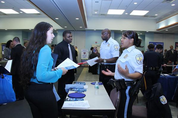 2014 Law Enforcement Career Fair