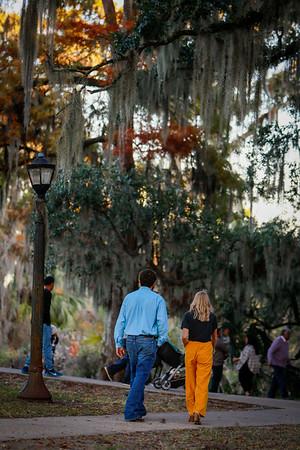 Rustin New Orleans Proposal, City Park.