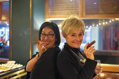 International Women's Day at Bertie Cigar Lounge