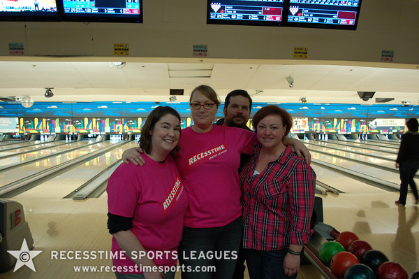 2014 Winter Tuesday  Bowling