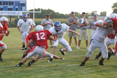 Liberty Benton Football 2009 - Part 1