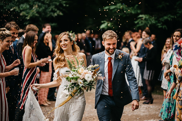 Jeni and Ned - wedding