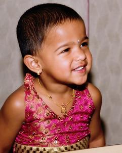 Ritu's 2nd Birthday