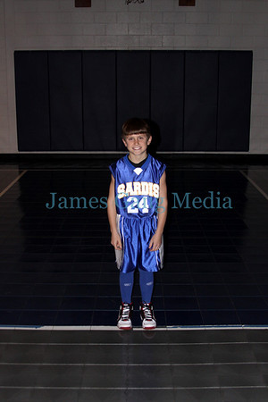 9yo Bobcats Team / Player Pics - February 4, 2011