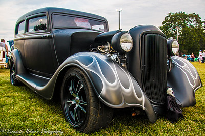 7th Annual Under The Lights Car Show