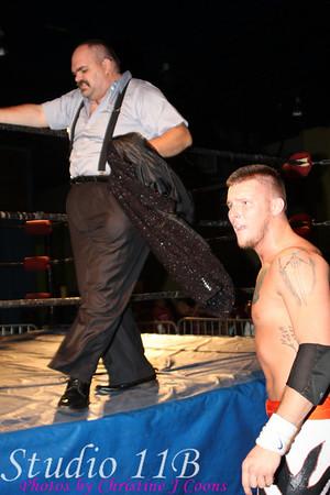 NWA 081128 - Shane Haste vs Sonny Roselli