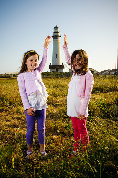 The Hulls (Family Photography, Pigeon Point Lighthouse, California)