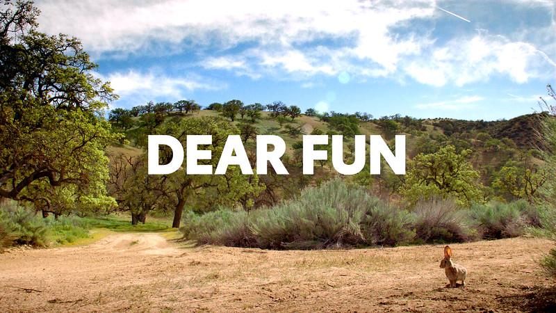 """Toyota """"Dear Fun"""""""