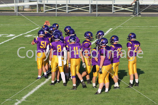 Blissfield Whiteford Football 2019