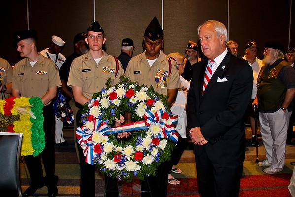 2016 City of Virginia Beach Memorial Day  Ceremony