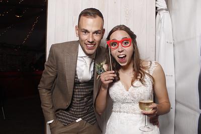 Bruiloft Anne en Chris