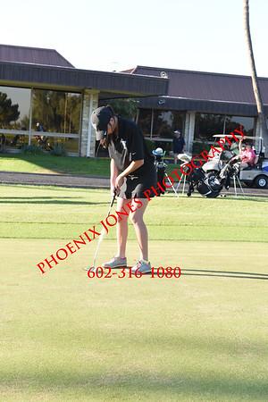 2018 - Golf