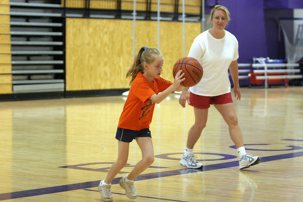 LADY HUBS BASKETBALL CAMP 3rd -5th GRADES