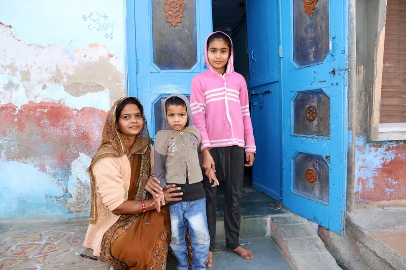 Beautiful Barli family