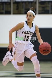 2018.02.14 Girls Basketball: Stone Bridge @ Freedom