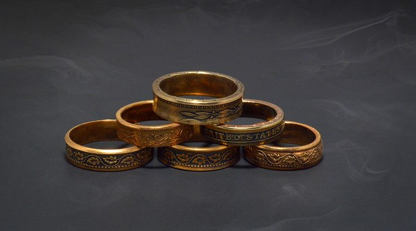 Coin Rings  and Bells