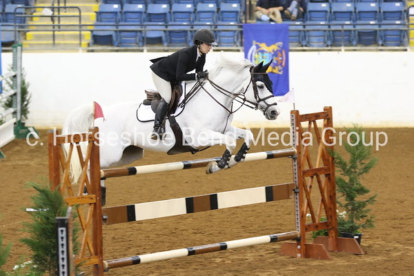 2019 Spring Encore Horse Show -- Thursday -- Coliseum