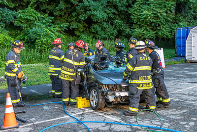 6-30-20 Extrication Drill