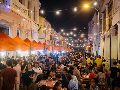 Penang Street Food Festival - 60th Merdeka Celebration