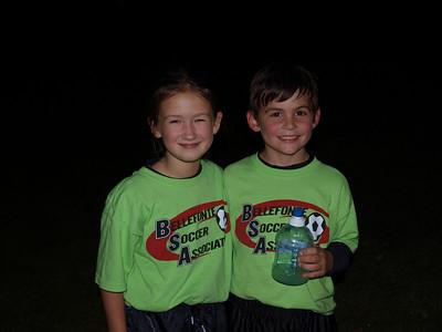 10/8/09 - Soccer Game