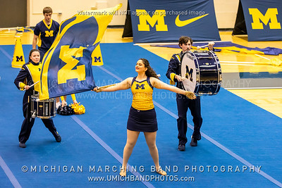 Drumline and Cheer