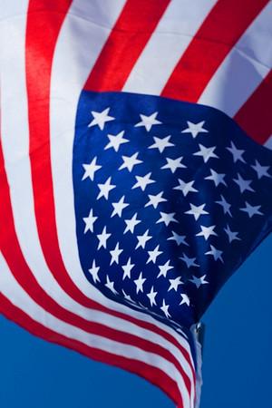 Pepperdine 9/11 Flag Tribute Sept 2010