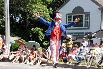 "RT.6A — MAIN ST. — RT.28 parade ★ ""Dancing to the Beat of Freedom!"" ★ Orleans, MA — 2017"