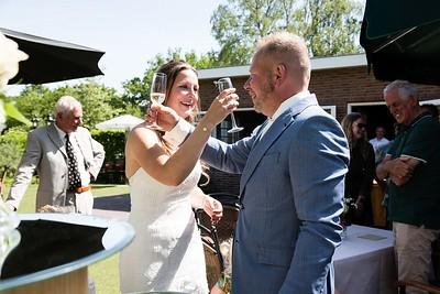 Dennis en Ninja | Bruiloft Leusden