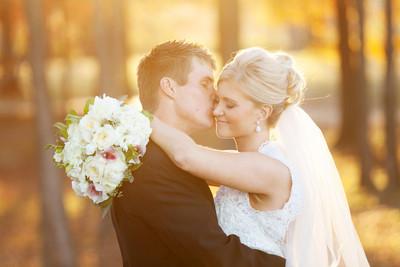 alyssa + clint wedding