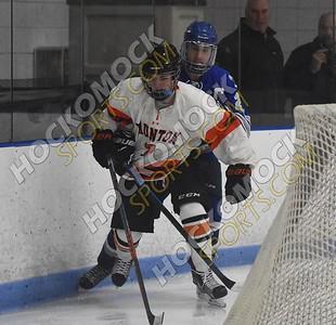 Taunton - Attleboro Boys Hockey 1-9-19