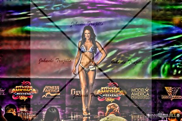 Cristin Keburz - Bikini 2012 Las Vegas
