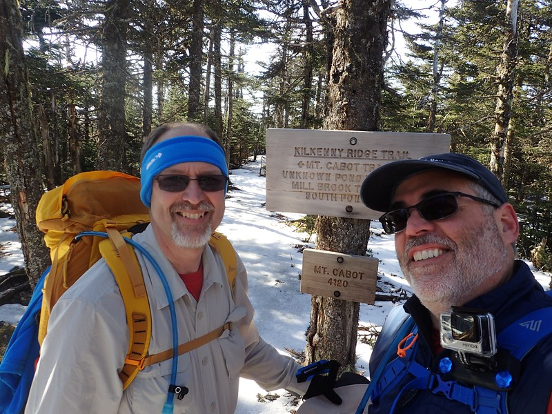 4/15/16 - Mt Horn, Mt Bulge, and Mt Cabot (4170)