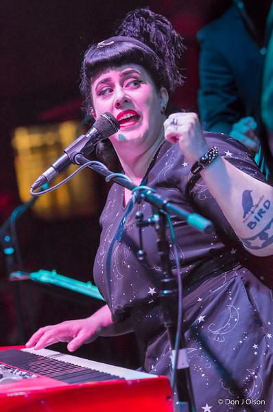 Davina & The Vagabonds--Building Bridges With Music 2018--Lee's Liquor Lounge.