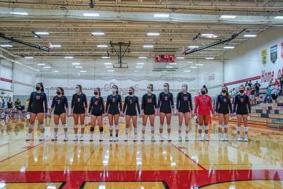 2021 Yorkville Varsity Volleyball