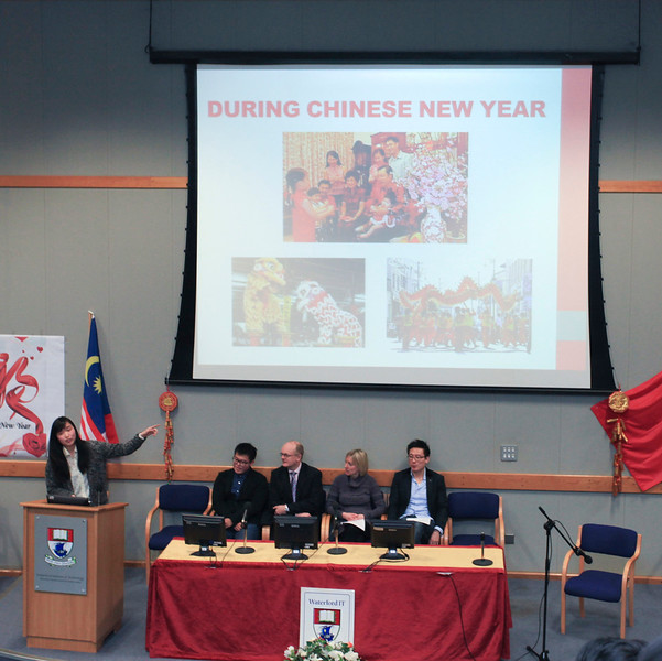 Chinese New Year Celebrations 04 02 2016