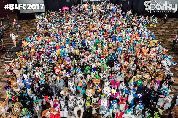 Biggest Little Fur Con 2017